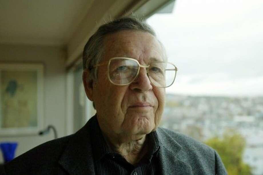 Seattle-based scientist K. Warner Schaie. MCT photo
