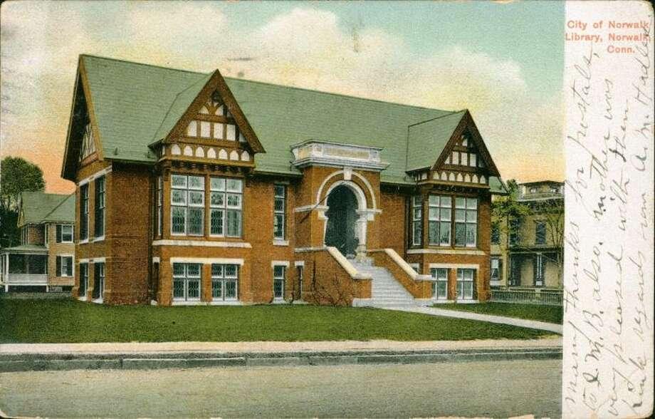Old Norwalk Postcards