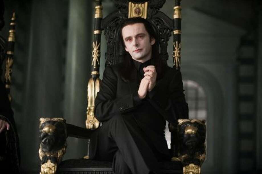 "Michael Sheen stars as Aro in ""The Twilight Saga: New Moon."" (Kimberley French/Summit Entertainment/MCT)"