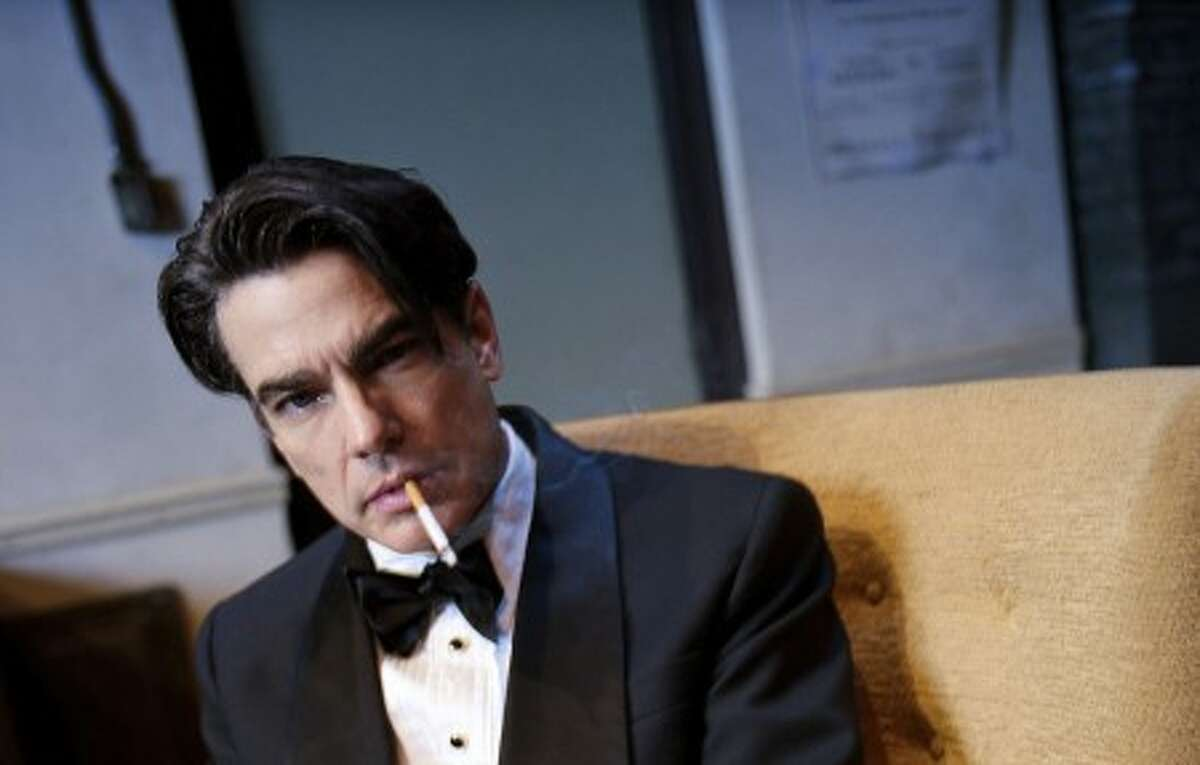 In this image released by Boneau/Bryan-Brown, Inc., actor Peter Gallagher is shown in a scene from,