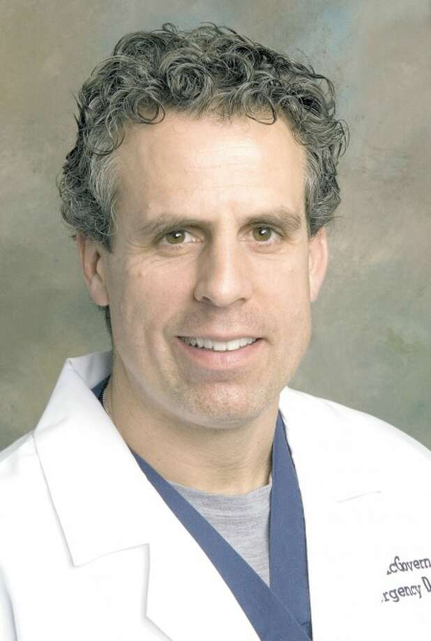 Contributed photo - Dr. Brian McGovern gives back to the sport of lacrosse by volunteering as the team doctor for Team USA''s U-19 National Team.