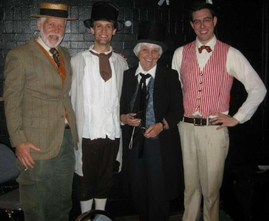 Danbury History On Stage