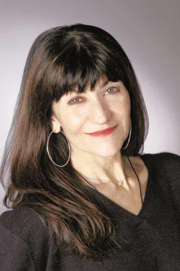 Stamford mystery writer Rosemary Harris.