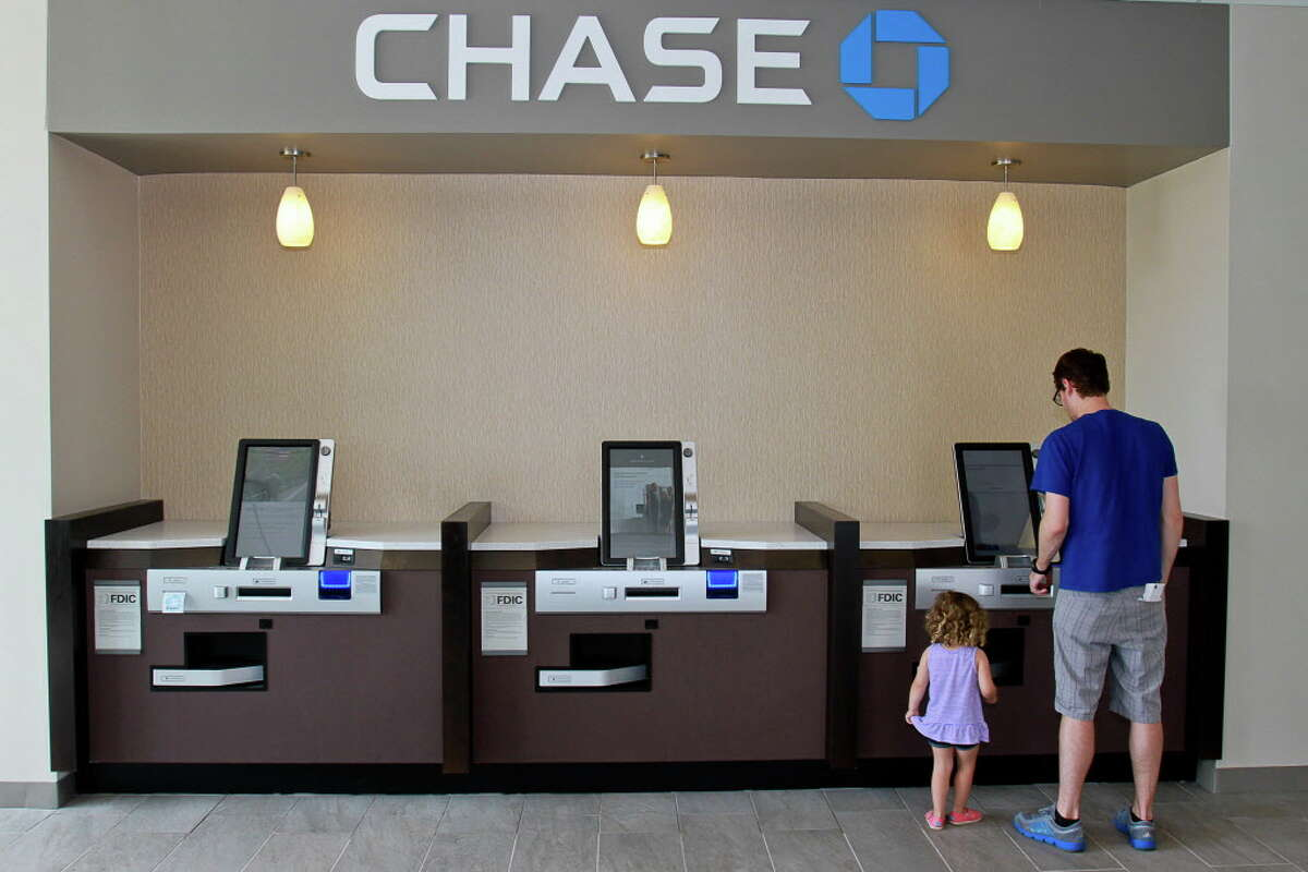 1. JPMorgan Chase Bank $103.1 billion in Houston-area deposits