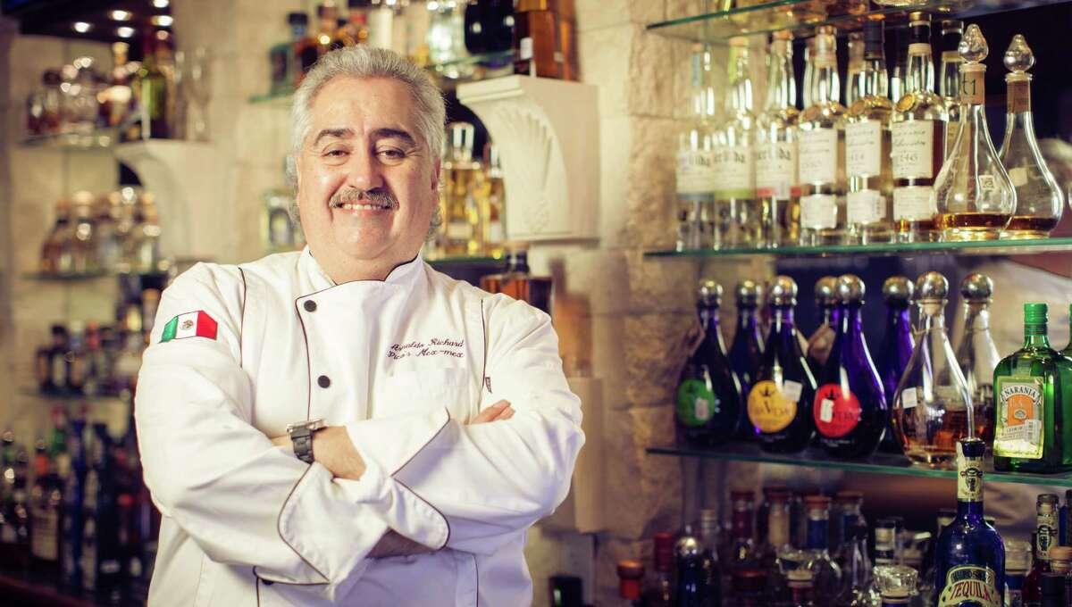 Chef Arnanldo Richards of Picos.