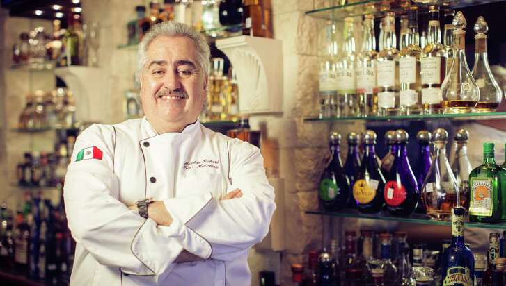 Sabores CDMX is a three-day culinary event that brings four of Mexico City's most talented chefs to Houston for dinners at three of Houston's top restaurants (Americas, Cafe Annie and Pico's). Shown: Chef Arnanldo Richards of Pico's.