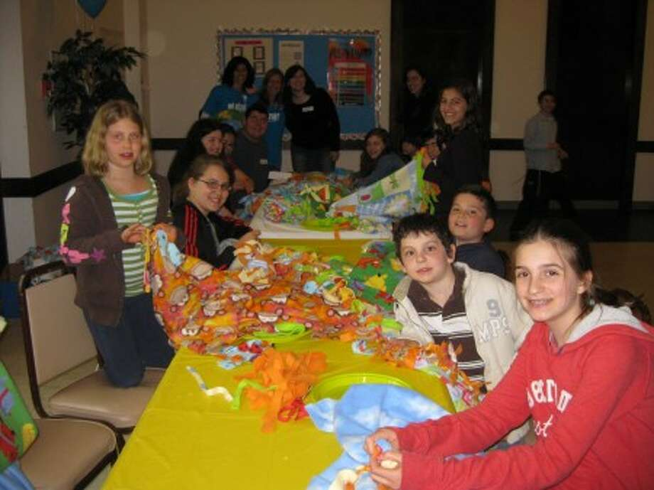 "Norwalk organizations benefit from UJA/Federation ""got mitzvah?"""