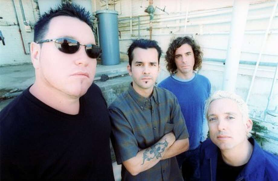 Smash Mouth reunites as they kick off Alive@Five on June 25. (photo/Interscope Records)
