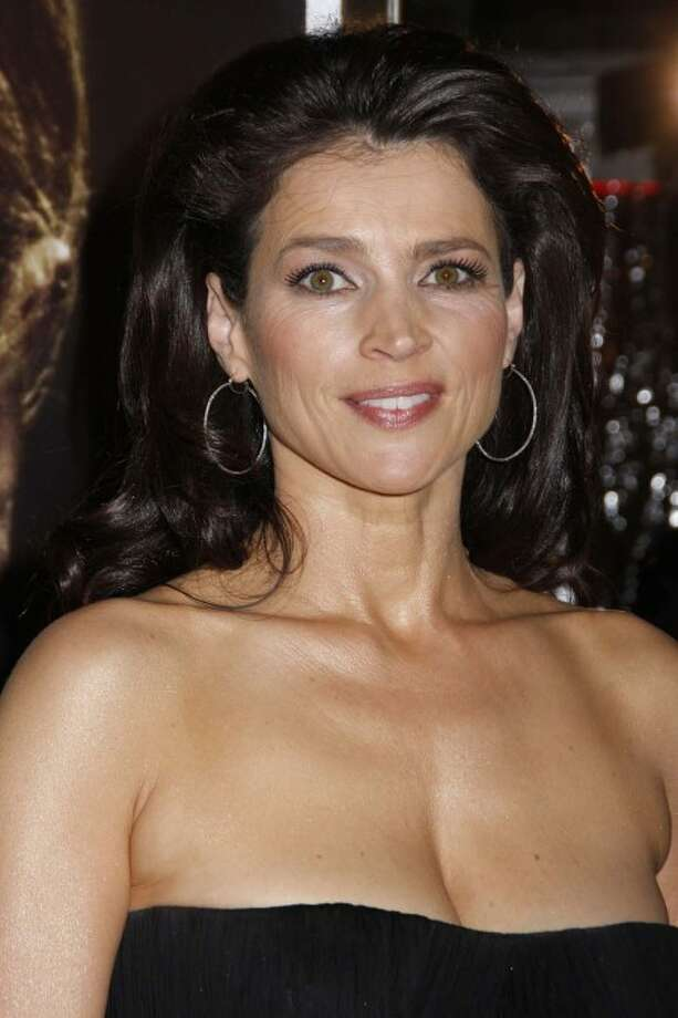 """Julia Ormond at the Los Angeles Premiere of """"The Curious Case of Benjamin Button"""" in Los Angeles Dec. 8. (ENW )"""