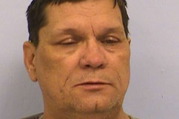 Patrick Eugene Johnson, 59, was arrested June 16, 2016, for allegedly throwing rocks from the upper deck of Interstate 35 in Austin.