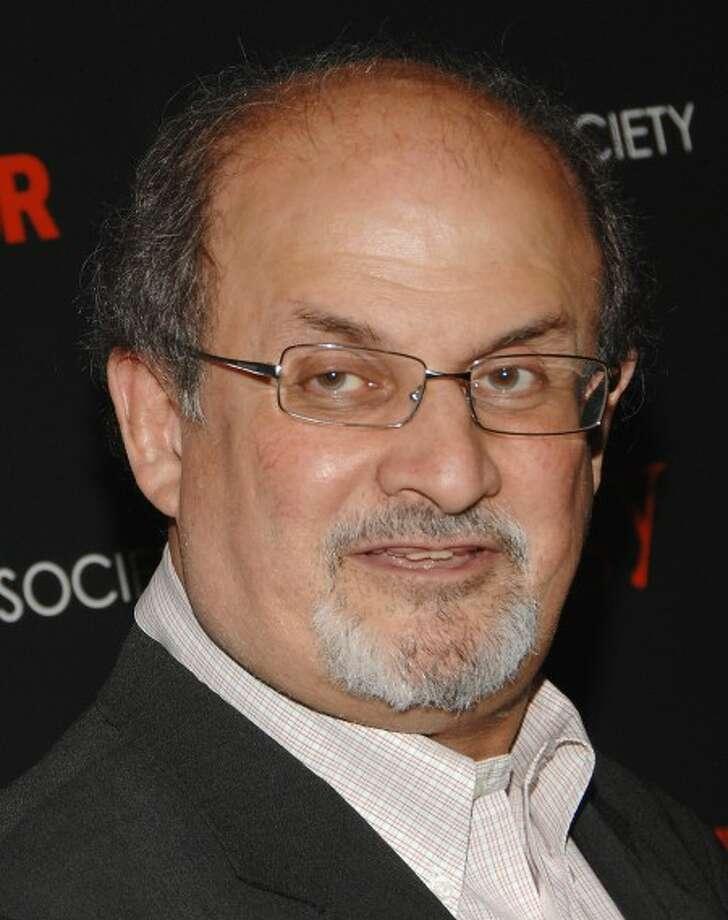 Salman Rushdie (AP Photo)