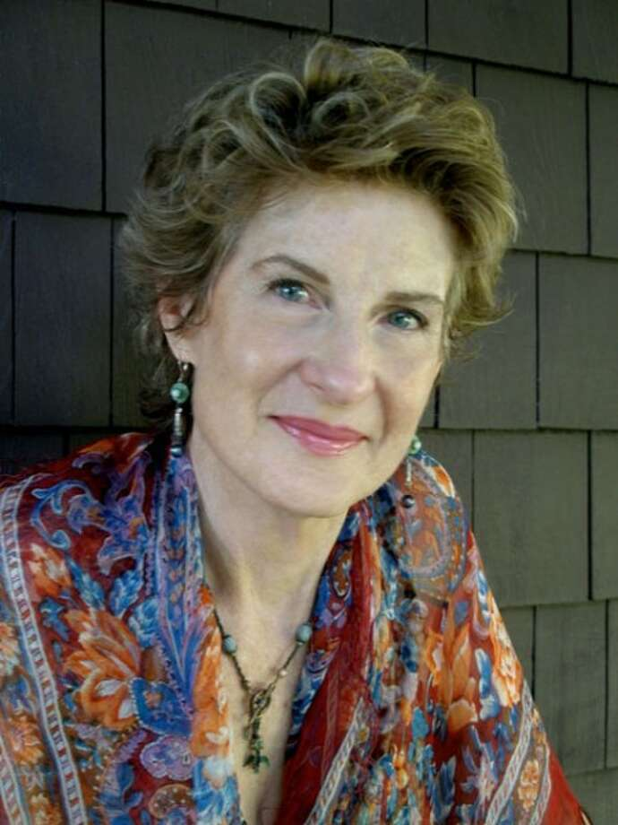 Clare Watson Garcia, a Silvermine School art professor, is the author of