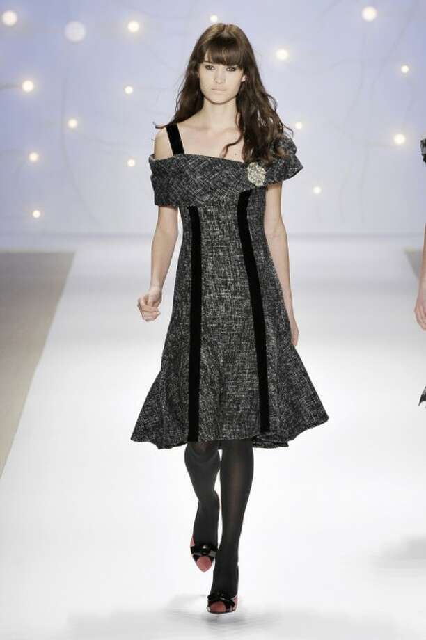 The fall winter 2008 Nanette Lepore collection is modeled during Fashion Week in New York, Feb. 6. (AP Photo/Nanette Lepore)