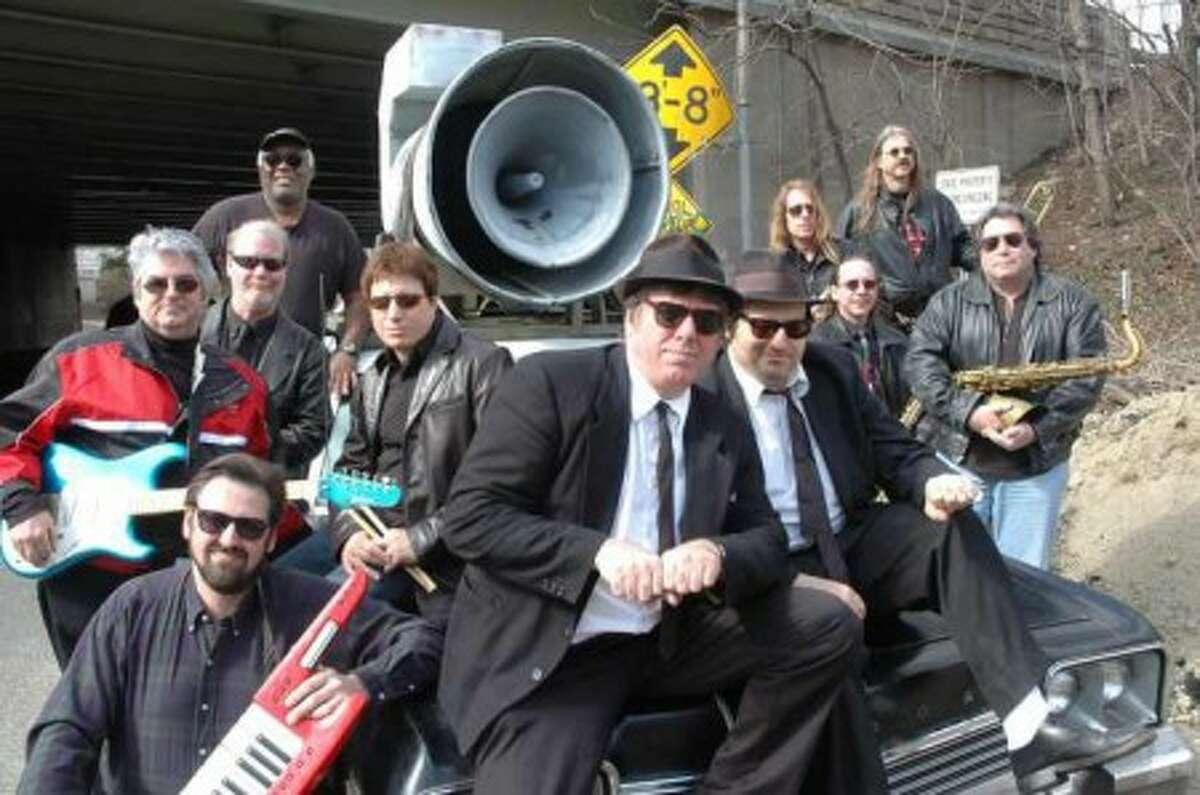 The members of Blues Patrol.