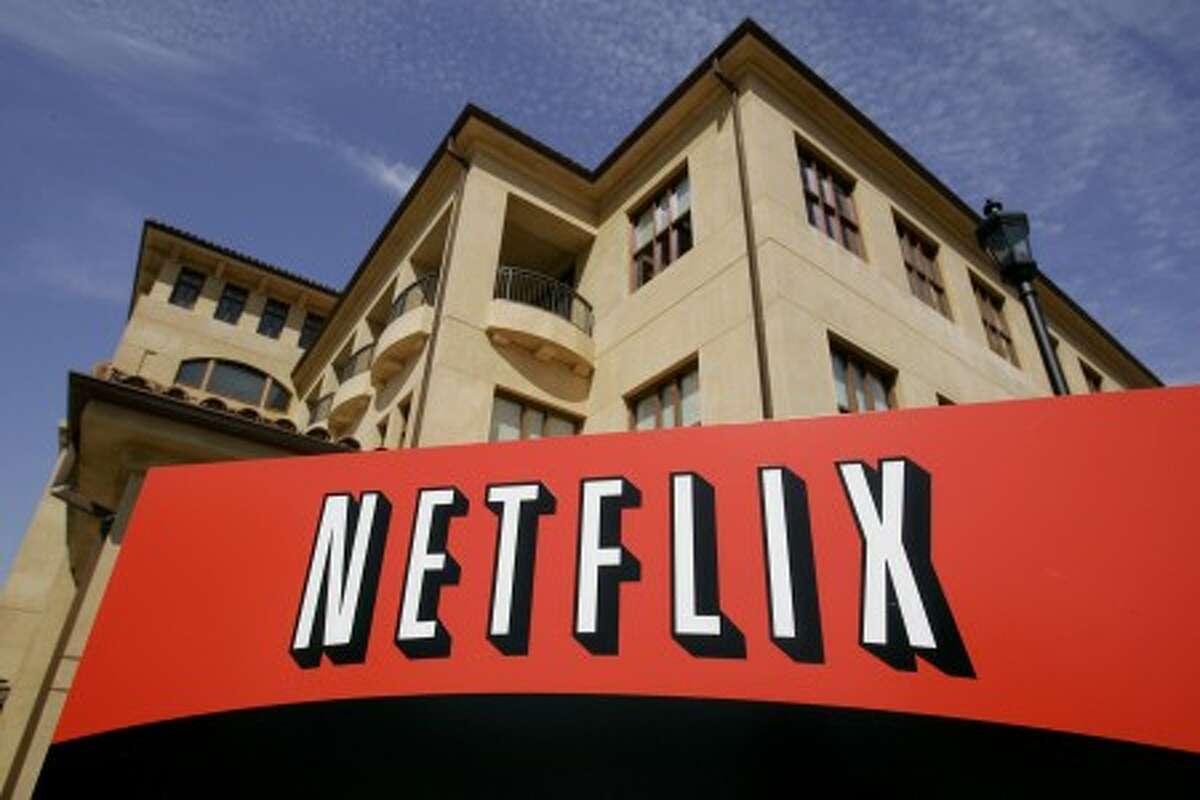 Netflix headquarters. AP file photo