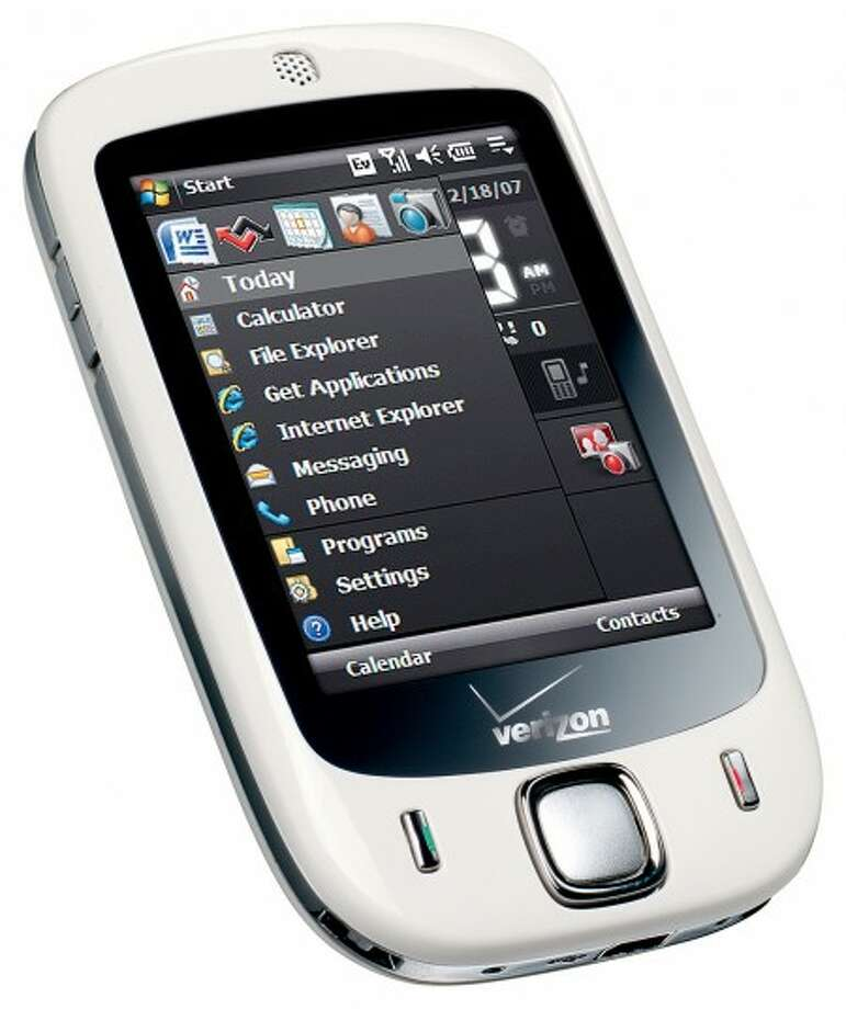 The XV6900 Smartphone. MCT photo