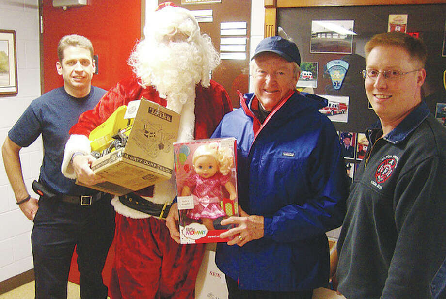 Wilton Toys for Tots gets a boost
