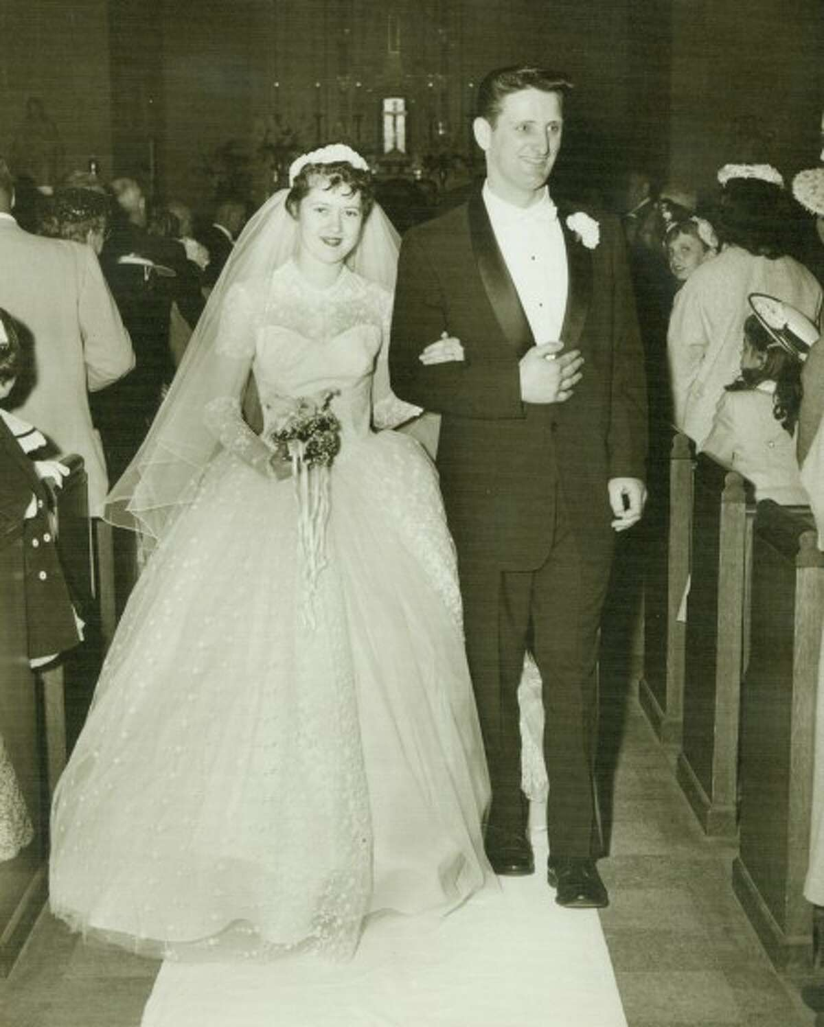 Shirley and James T. Mockler. Contributed photo