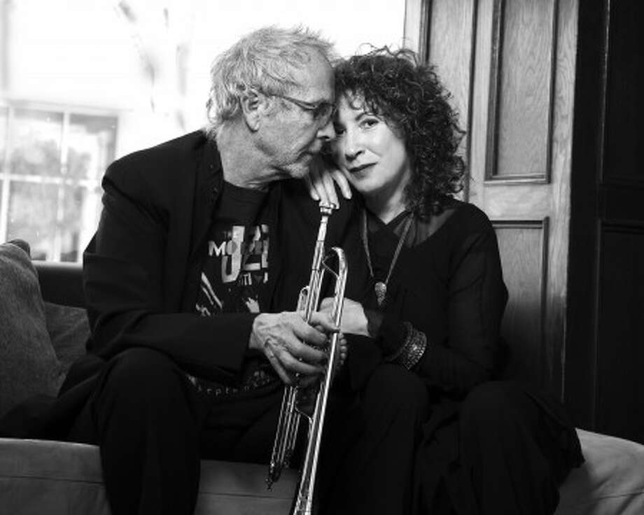 Herb Alpert and Lani Hall will be appearing at the Ridgefield Playhouse on Nov. 2. (Contributed photo)