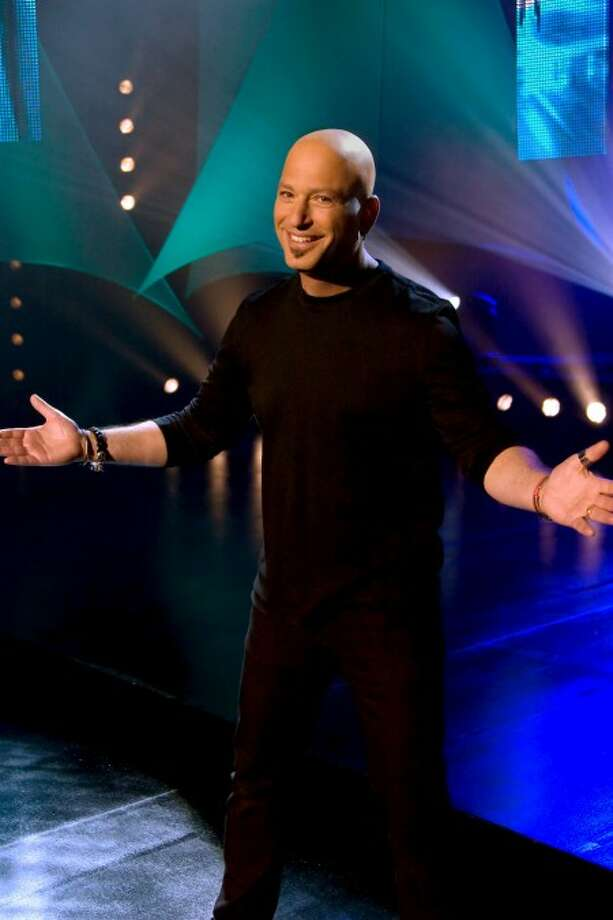 """Howie Mandel hosts the new NBC series, """"Howie Do It."""" (MCT)"""