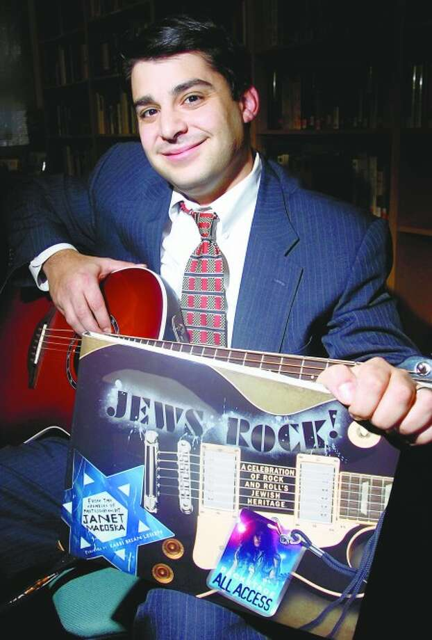 Rabbi Brian Leiken of Temple Shalom in Norwalk, CT was asked to write the foreword to Jews Rock! A Celebration of Rock and Roll