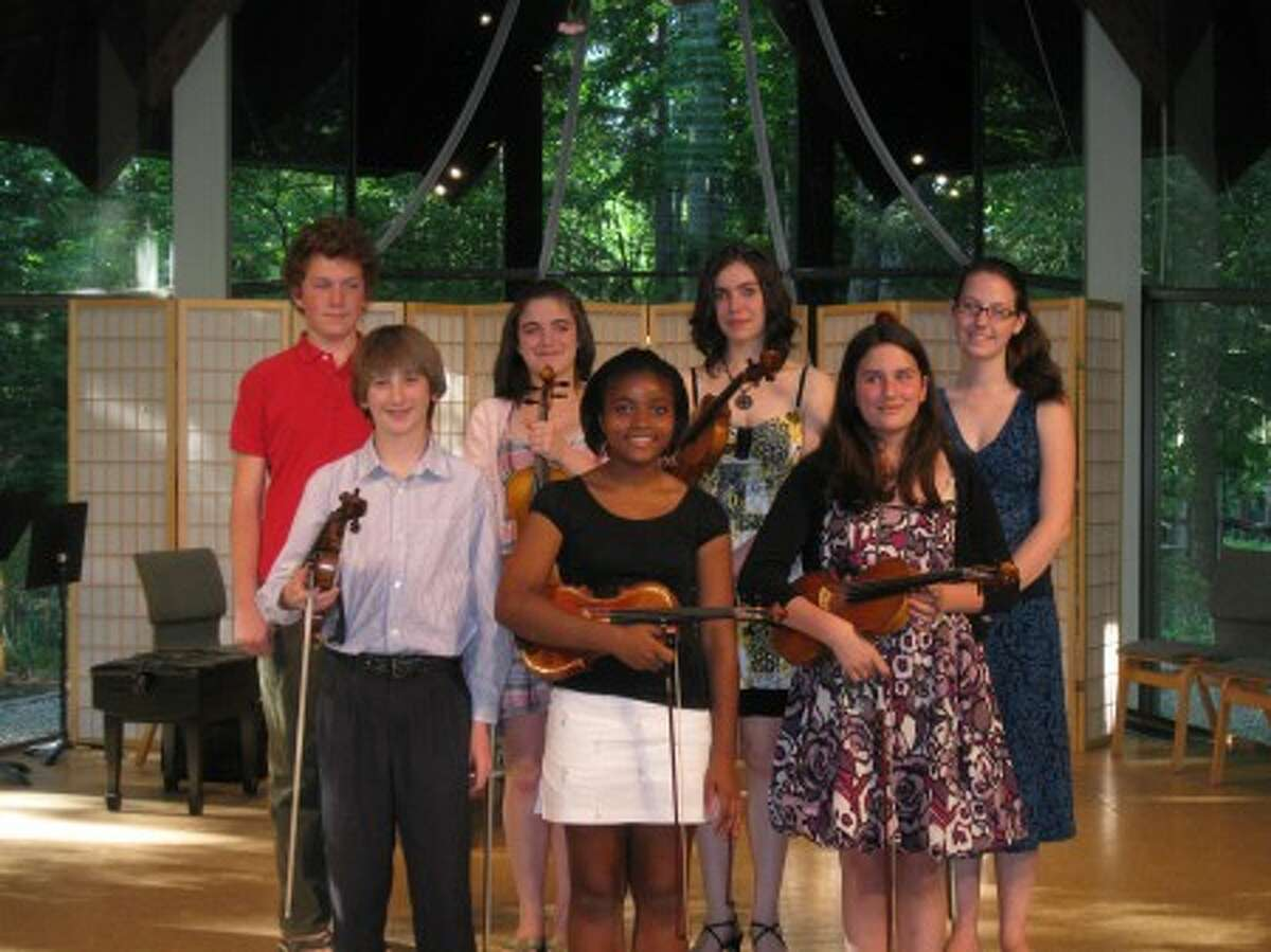 Local students participated in the Aspiring Young Artists Honor Recital (photo)