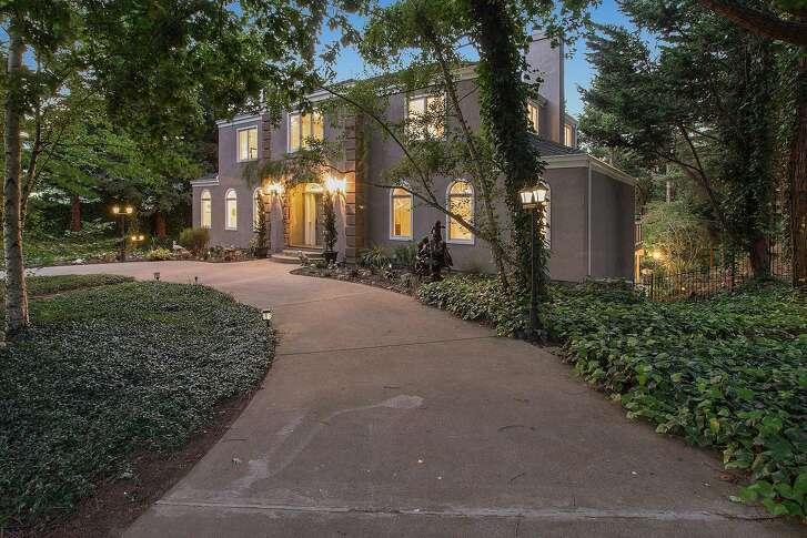 12480 Skyline Blvd. in Oakland's Hillcrest Estates neighborhood is a five bedroom available for $2.45 million.