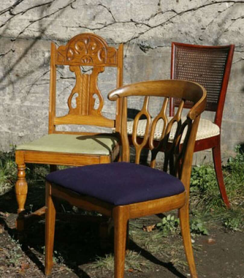 Small chairs, especially wooden ones, are pretty simple to rehab. (MCT)