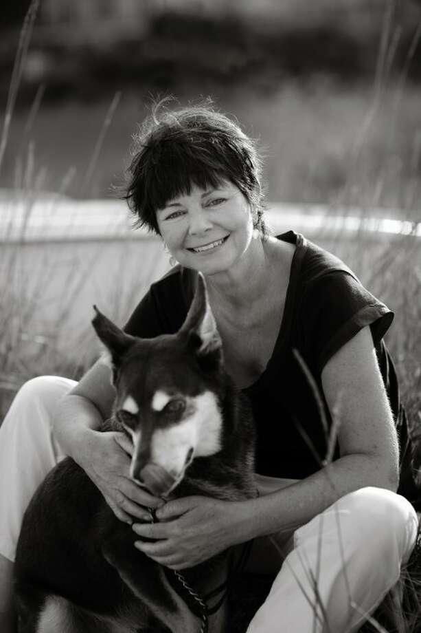 Geraldine Brooks is the author of