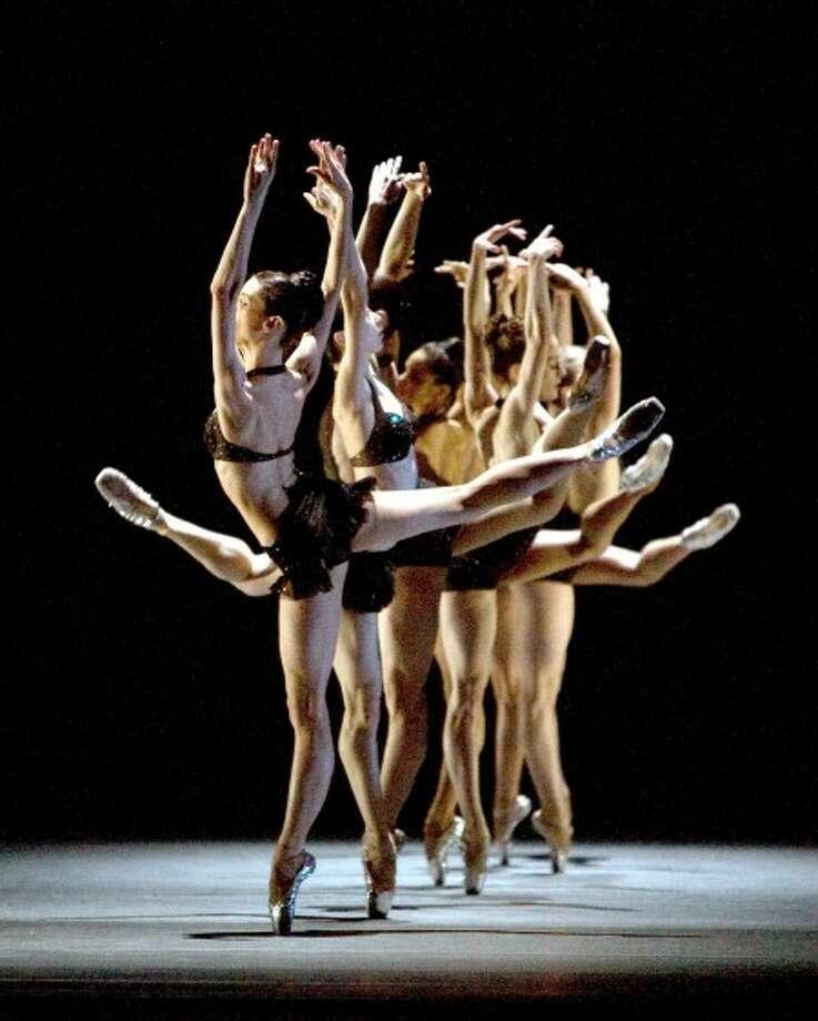 Scene from Twyla Tharp