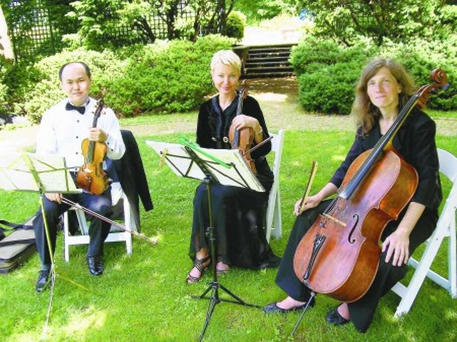 The Claremont Strings and Ensembles will perform at the Stamford Downtown Special Services'' Street Beat.