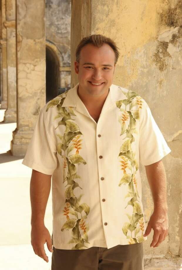 "David DeLuise stars on the Disney series ""Wizards of Waverly Place."" (Bob D''Amico/Disney Channel/MCT)"