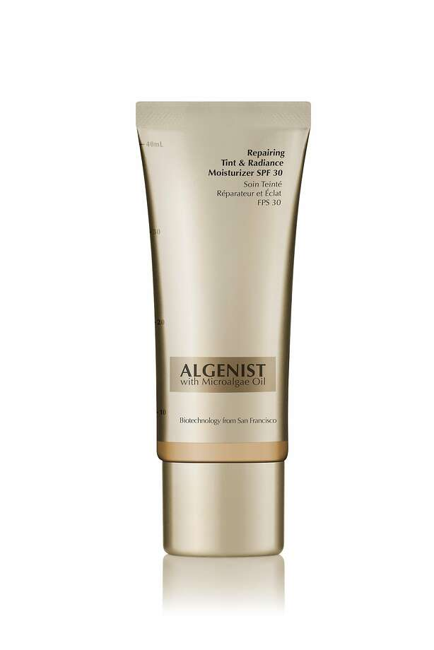 Algenist Repairing Tint &Radiance Moisturizer SPF 30 (1.35 oz, $42) is one of the Style team's top picks for facial sunscreen Photo: Algenist