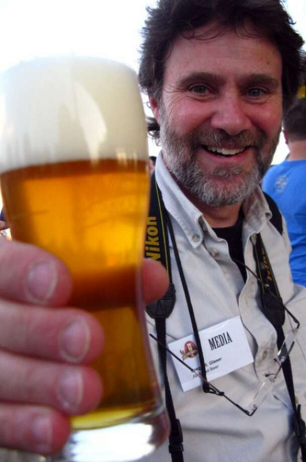 Beer Guru Gregg Glaser will be presenting a beer talk and tasting of Belgian beers at the Wilton Library on Dec. 10. (contributed photo)