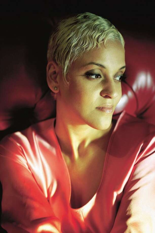 The reining queen of Fado music, Mariza.