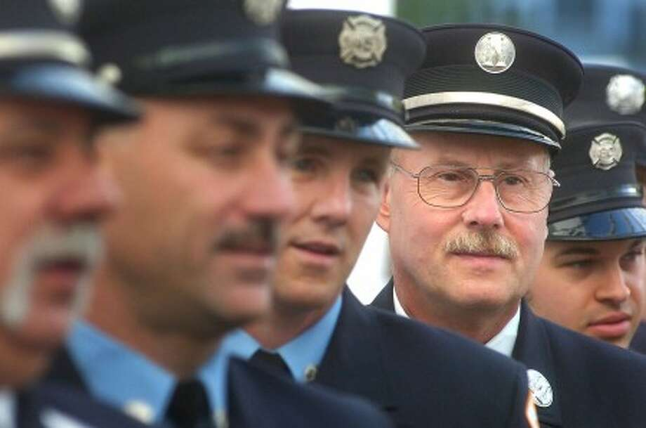 Wilton honors its firefighters