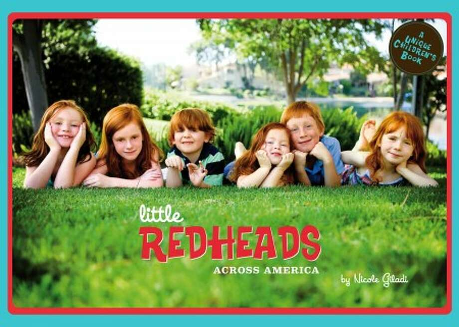'Redhead' book features local gingers
