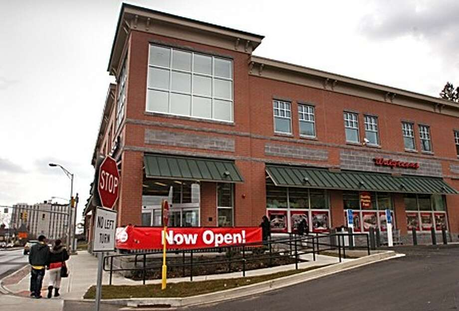The new Walgreens on West Ave. Zoning Commission extended