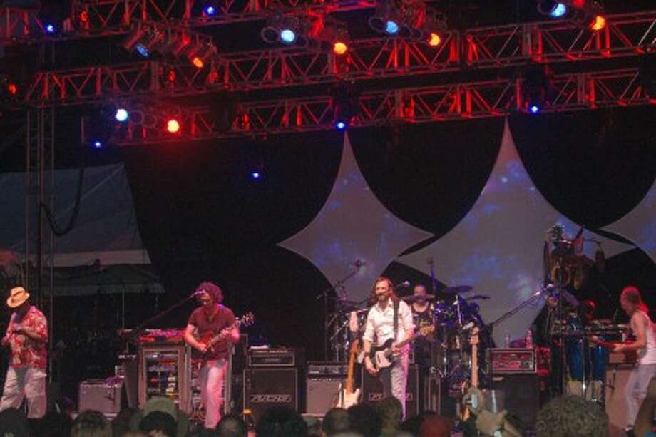 Zappa Playing Zappa at the 2008 Gathering of the Vibes in Bridgeport. (photo/Mike Horyczun).