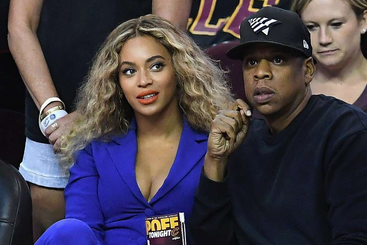 Queen Bey and Jay Z attended Game 6 of the NBA Finals. A photographer from Getty attentively photographed her continuously throughout the game.