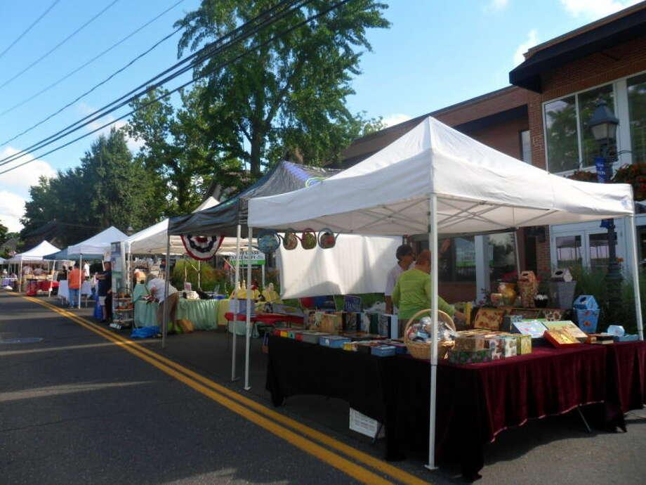 Wilton Street Fair