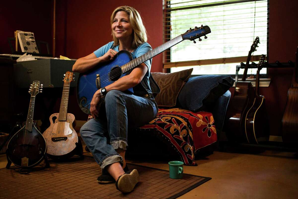 """SATURDAY Terri Hendrix (shown at her San Marcos area home in June 2016) returns with her band and flat-picking guitarist and pedal steel virtuoso Lloyd Maines to perform songs from her five-album project, including """"Love You Strong"""" and the latest, the bluesy """"Slaughterhouse Sessions."""" The acclaimed singer-songwriter is also a tireless advocate for the arts and continues to mentor musicians and oversee the OYOU Center for the Creative Arts in San Marcos. New Orleans singer-songwriter Andrew Duhon opens. 8 p.m. Saturday at Sam's Burger Joint, 330 E. Grayson St. $15-$65. 210-223-2830. samsburgerjoint.com Hector Saldana"""
