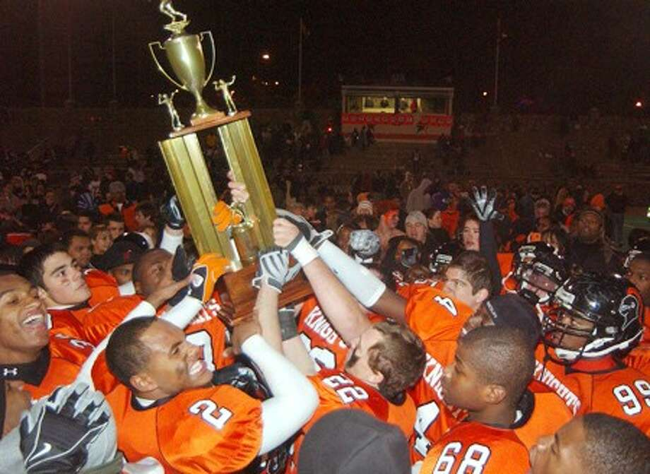 Stamford wins city football championship