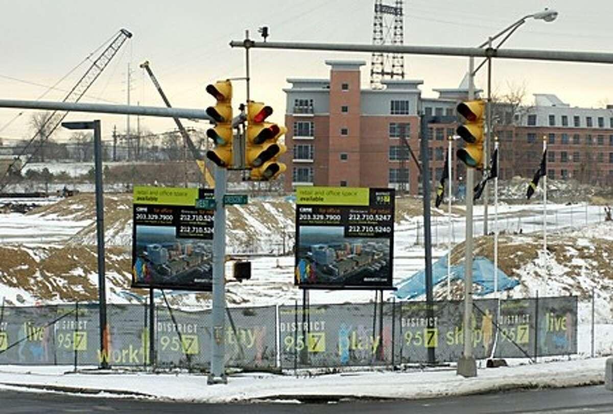 The 95/7 development on West Ave. Norwalk