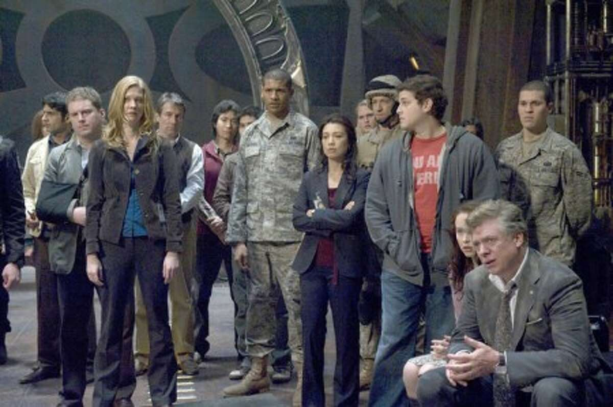 """The """"Stargate"""" mythology returned to Syfy on Friday, and just as its network''s name has changed (from SciFi), so too has the show that has, for some fans, come to define science-fiction during the past decade. (Carole Segal/Syfy/MCT)"""
