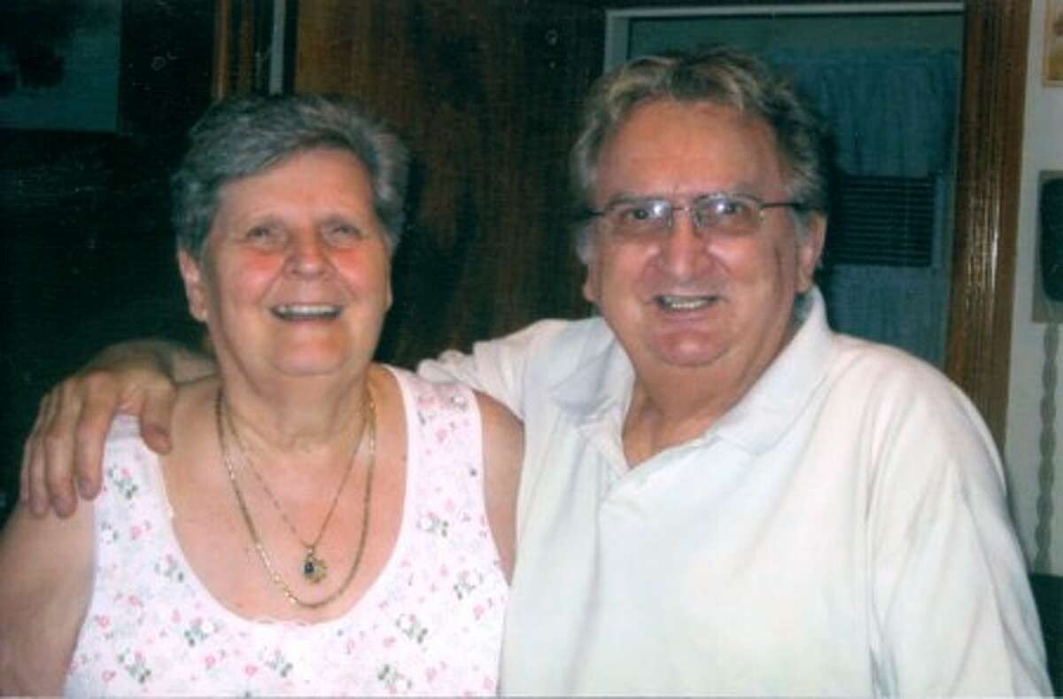 Mary and Julius Koch. Contributed photo