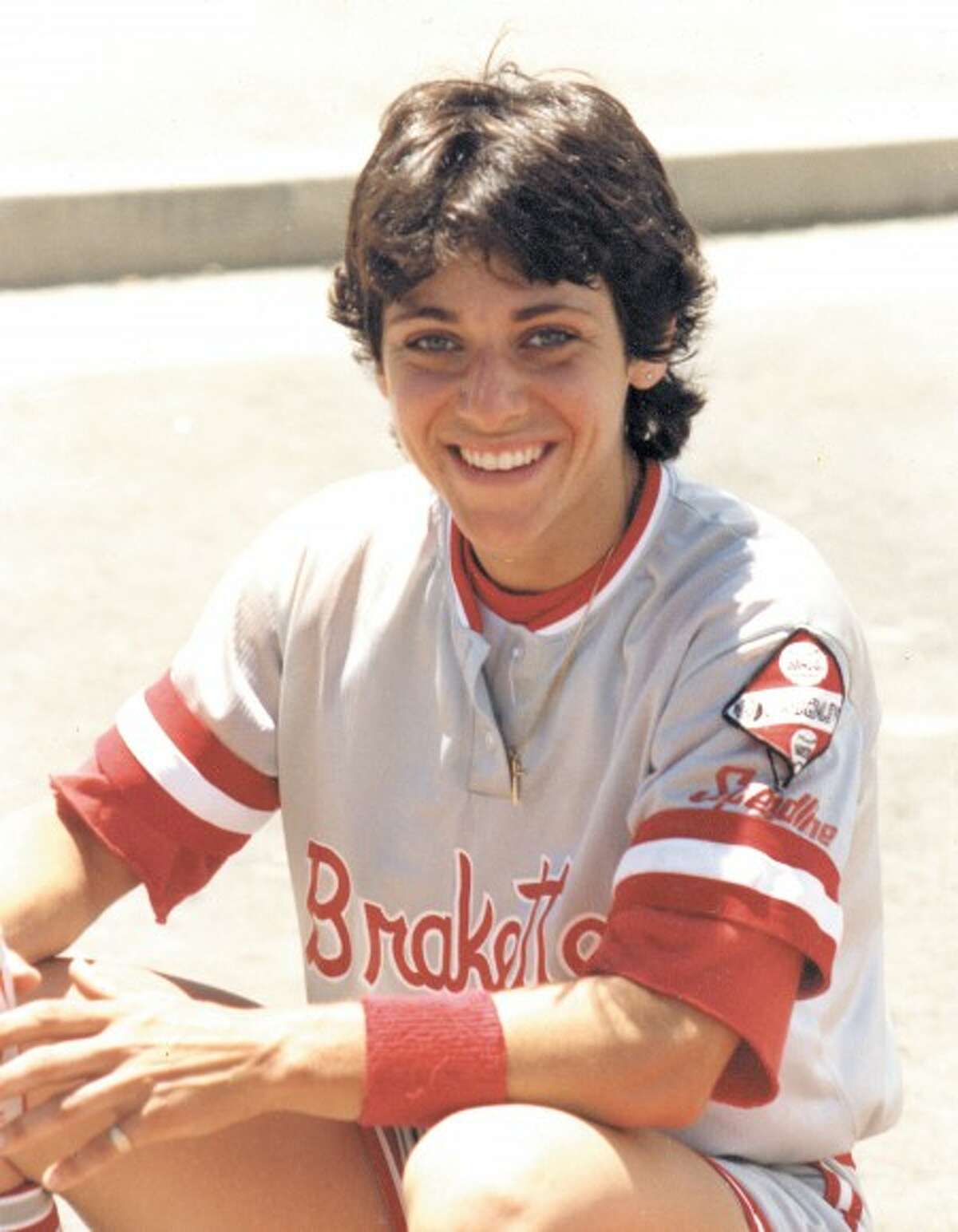 Contributed photo - Allyson Rioux, who passed away in 1989 at the age of 27, has been nominated for the ASA National Hall of Fame.