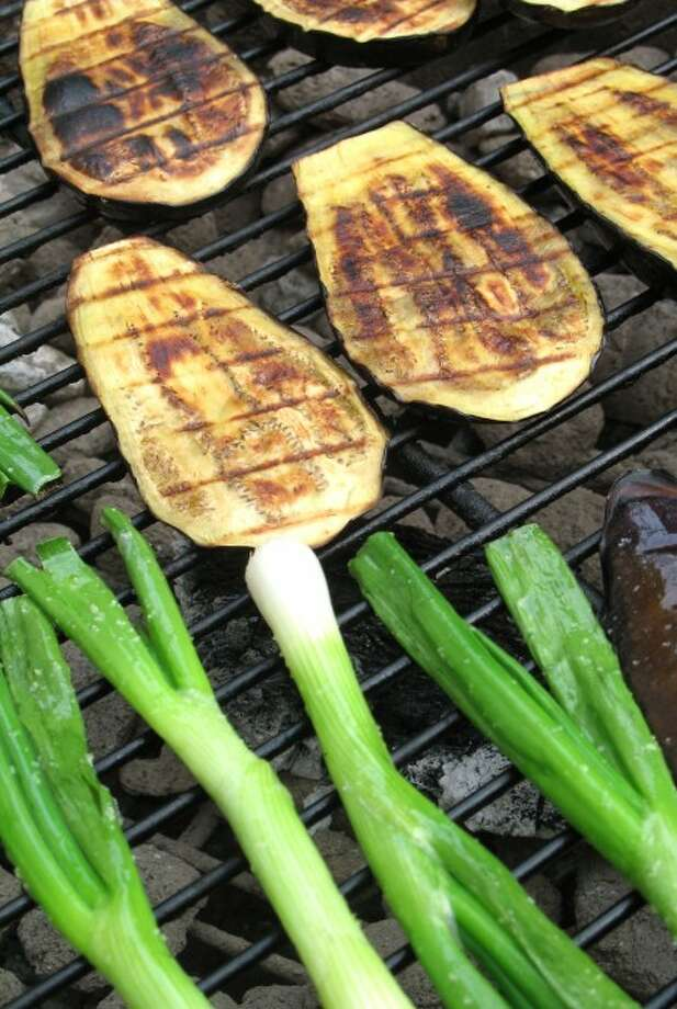 Grilled vegetables. MCT photo