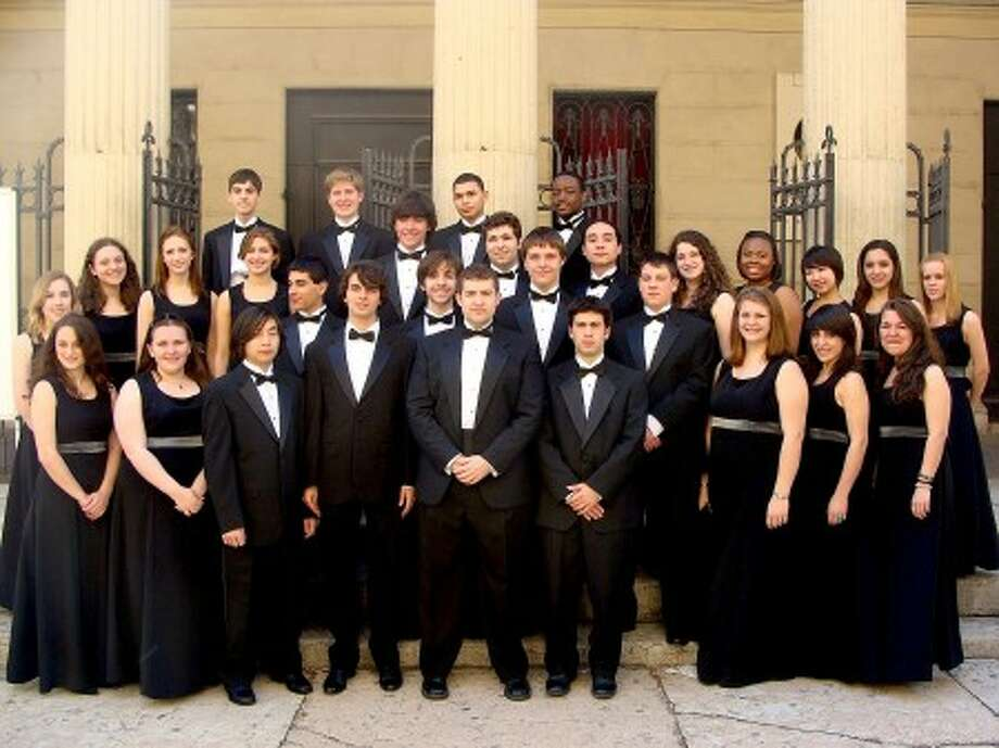 Westhill Chamber singers win Gold Cup in International Choir Competition in Verona, Italy