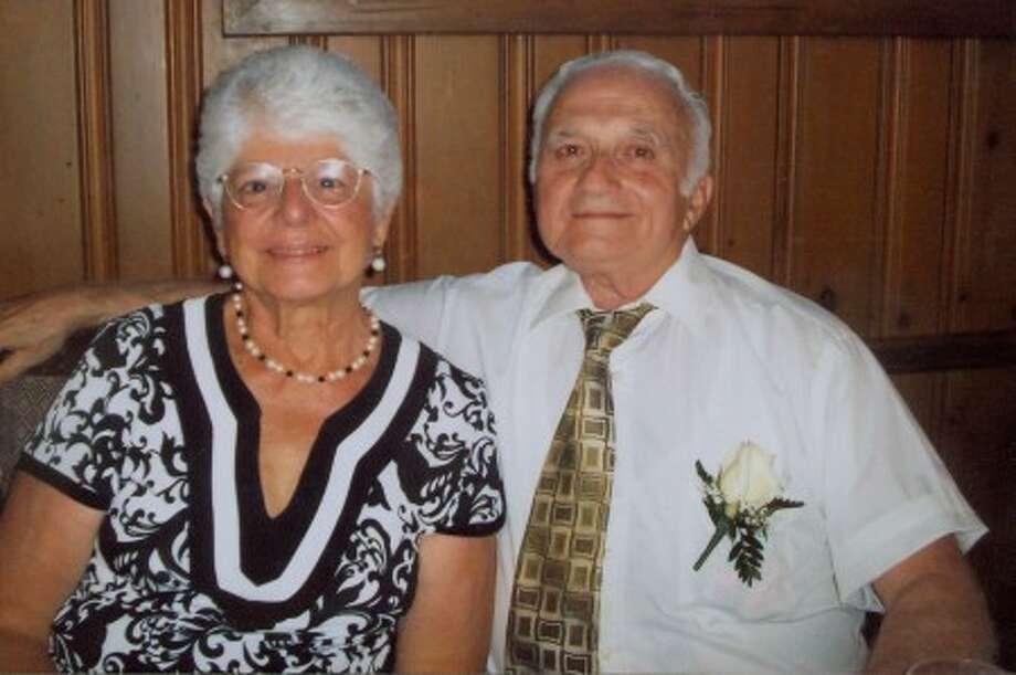 Angie Dimeglio Parlanti and Gene Parlanti